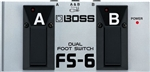 Boss FS-6 Footswitch