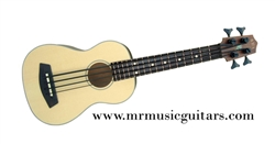 Kala U-Bass Spruce Top Ukulele (Fretted)