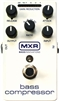 MXR M87 Bass Compressor Bass Effects Pedal