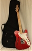 Fender Deluxe Telecaster Thinline - Candy Apple Red (2016)