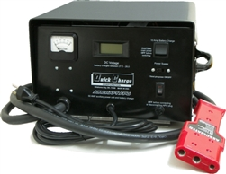 APU Battery Charger 28V 50 AMP