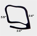 BA-1379 Neoprene Door Seal
