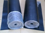 "T-7251-1/4-36 Neoprene Rubber Sheet 1/4"" x 36"" x 36"""