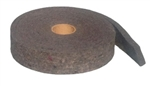 "T-730-1/4R  1/4"" x 2"" x 10FT Roll Wool Felt MIL-F-5656A Type 51"