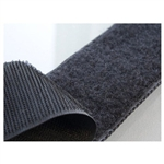 "V-7212-1-B 1"" x 10' Fire Retardant Velcro  (Loop & Hook)"