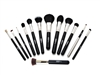 Ultima+ 13-Piece Professional Make-up Brush Kit With Cylinder Case