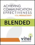 Achieving Communication Effectiveness Blended