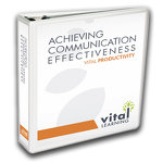 Achieving Communication Effectiveness Facilitator Guide