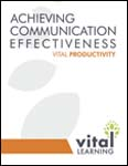 Achieving Communication Effectiveness Participant Workbook