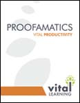 Proofamatics Participant Workbook