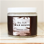 Big Sur - Redwood Sage - salt scrub