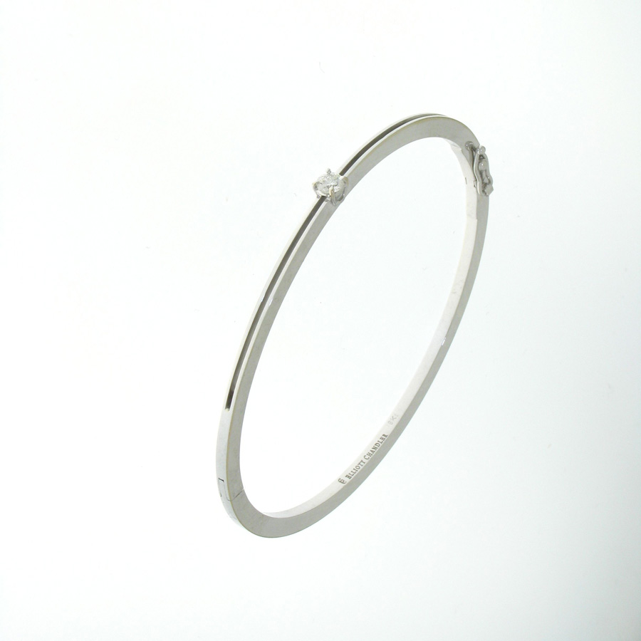 tala bracelet in bar white gold diamond jewellery product