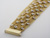 BLD3396 18k Yellow Gold Diamond Bracelet
