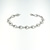 BLD3503 18k White Gold Diamond Bracelet