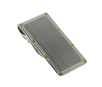 CLP1000 Sterling Silver Money Clip