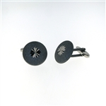 CUF1037 Sterling Silver Cuff Links