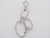 EDC2208 18k White Gold Diamond Earrings