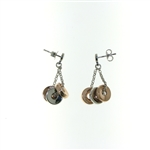 ESP01207 Sterling Silver Earrings