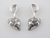 ESP1001 Sterling Silver Earrings