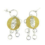ESP1010 Sterling Silver Earrings