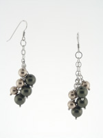 ESP1018 Sterling Silver Earrings
