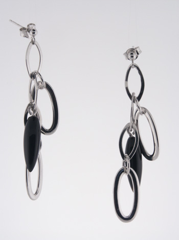 ESP1019 Sterling Silver Earrings