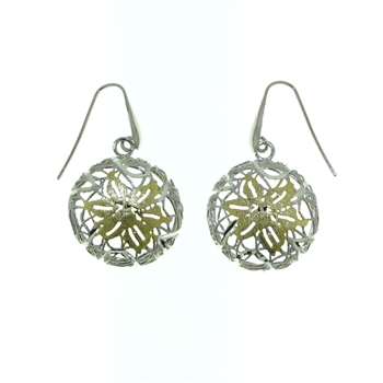 ESP1042 Sterling Silver Earrings