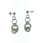 ESP1044 Sterling Silver Earrings