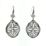 ESS0002 Sterling Silver Earrings