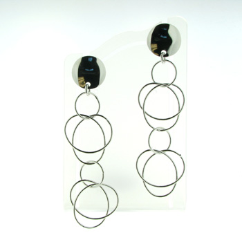 ESS0010 Sterling Silver Earrings