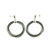ESS0029 Sterling Silver Earrings