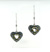 ESS1022 Sterling Silver Earrings