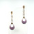 ESS1024 Sterling Silver Earrings