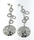 ESS1026 Sterling Silver Earrings