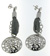 ESS1028 Sterling Silver Earrings