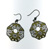 ESS1035 Sterling Silver Earrings