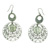 ESS1040 Sterling Silver Earrings