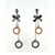 ESS1041 Sterling Silver Earrings