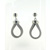 ESS1042 Sterling Silver Earrings