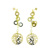 ESS1043 Sterling Silver Earrings