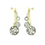 ESS1044 Sterling Silver Earrings