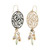 ESS1045 Sterling Silver Earrings