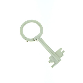 KEC1015 Sterling Silver Key Chain