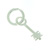 KEC1016 Sterling Silver Key Chain