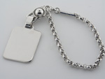 KYC1002 Sterling Silver Key Chain