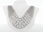 NEC1036 18k White Gold Diamond Necklace