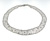 NEC1038 18k White Gold Diamond Necklace