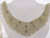 NEC1045 18k Yellow & White Gold Diamond Necklace