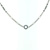 NEC1053 18k White Gold Diamond Necklace