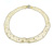 NEC1061 18k White & Yellow Gold Diamond Necklace